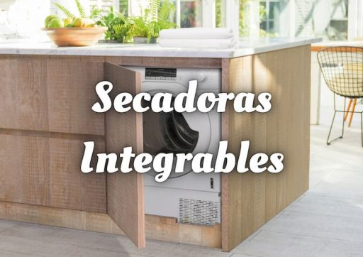 secadora integrable